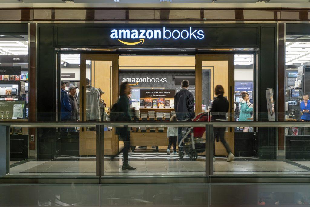 שיווק ספרים ב Amazon