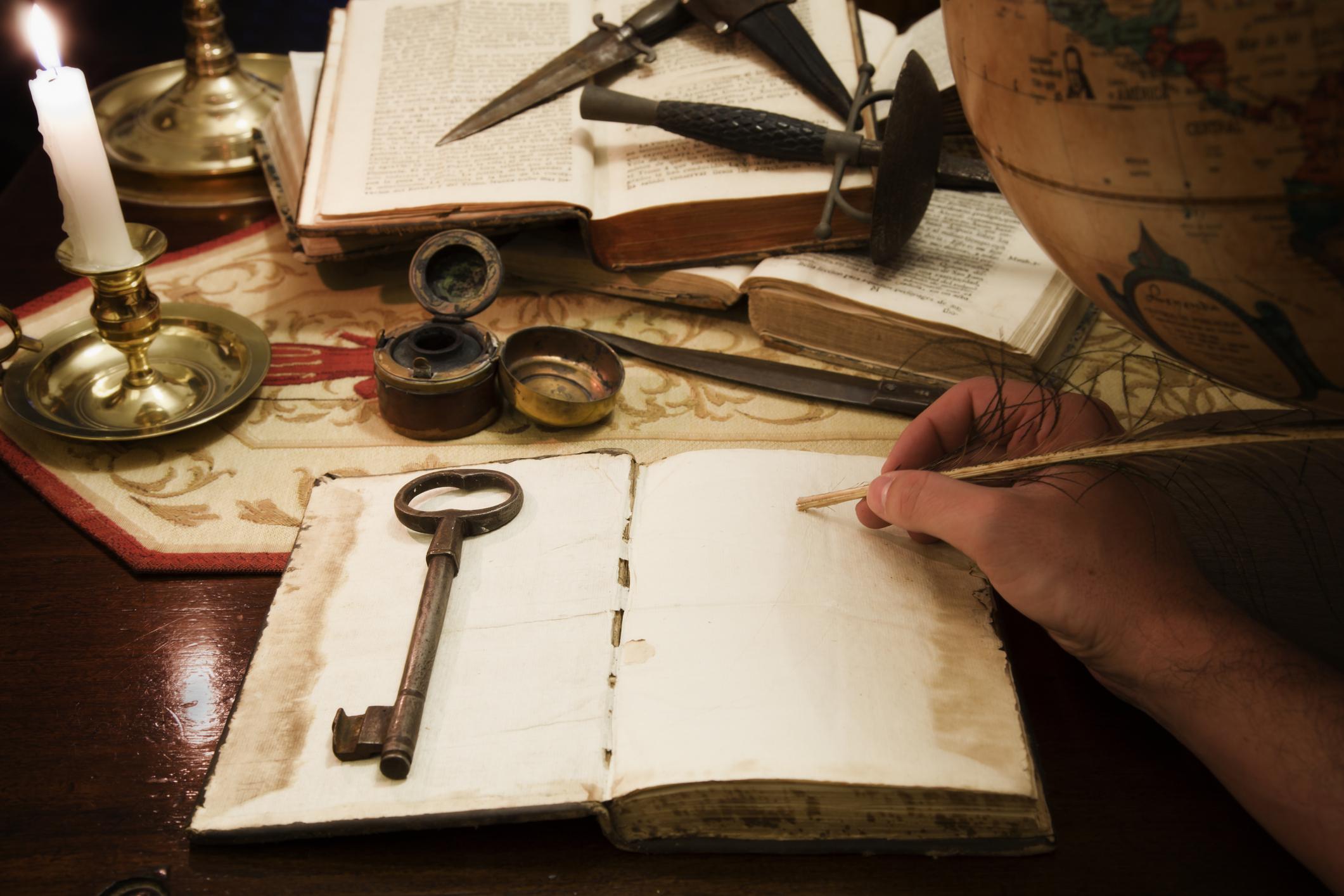 כתיבת פנטזיה רעיונות לסיפורים